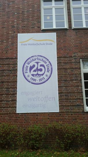 Schulvortrag Freie Waldorfschule Stade, Stade (DE)