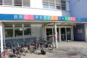 Schulvortrag BRG Petersgasse, Graz (AT)