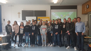 Workshops Otl-Aicher-Realschule, Leutkirch (DE)