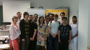 Workshop Kapsch Lehrlingsausbildung, Wien (AT)