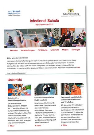 """Kultusministerium Baden-Württemberg empfiehlt """"Frieden ist ..."""""""