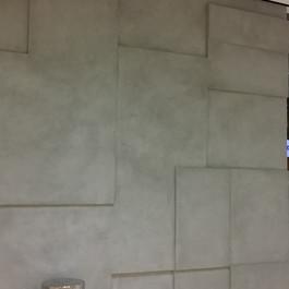 Steinwandpaneel Beton