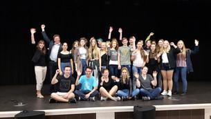 Schulvortrag Ratsgymnasium Peine, Peine (DE)