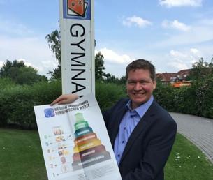 Schulvortrag Gymnasium Neu Wulmstorf (DE)