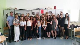 Workshop Modeschule Graz (AT)