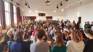 Tag der Menschenrechte in der Modeschule Graz (AT)