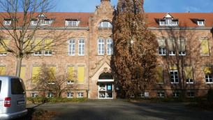 Schulvortrag in Lahr, Schwarzwald (DE)