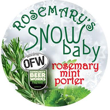Rosemary's Snow Baby