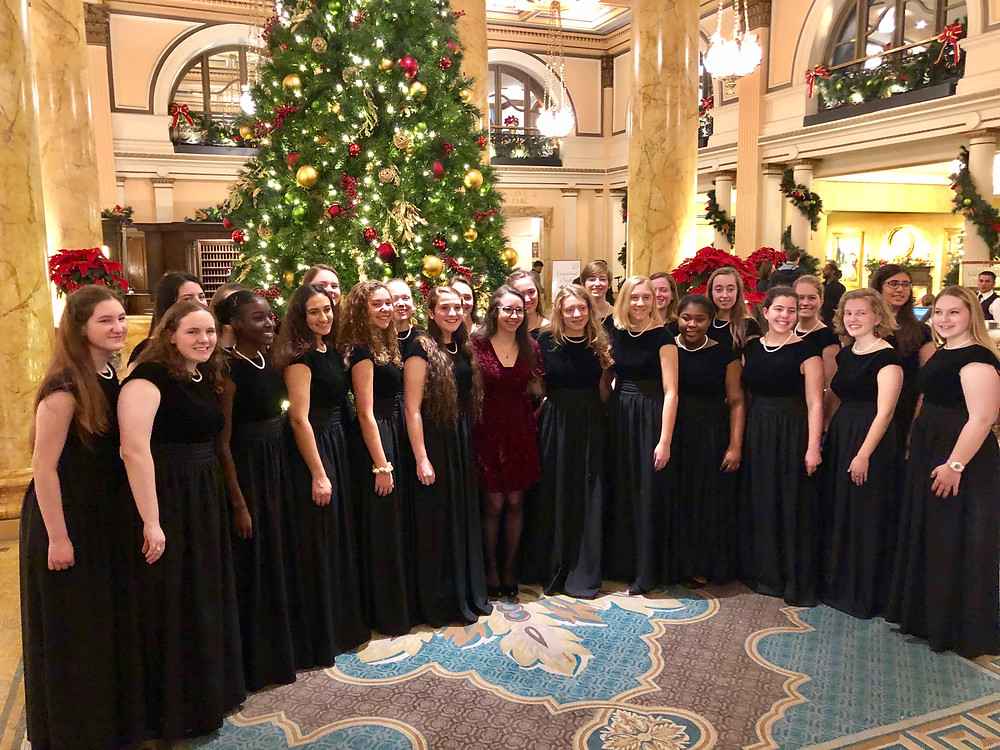 The Madrigals @ The Willard