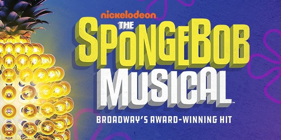 SpongeBob @ Gonzaga