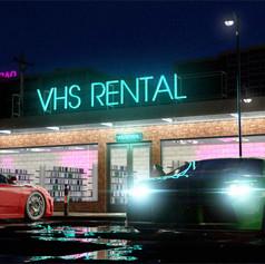 VHS Rental