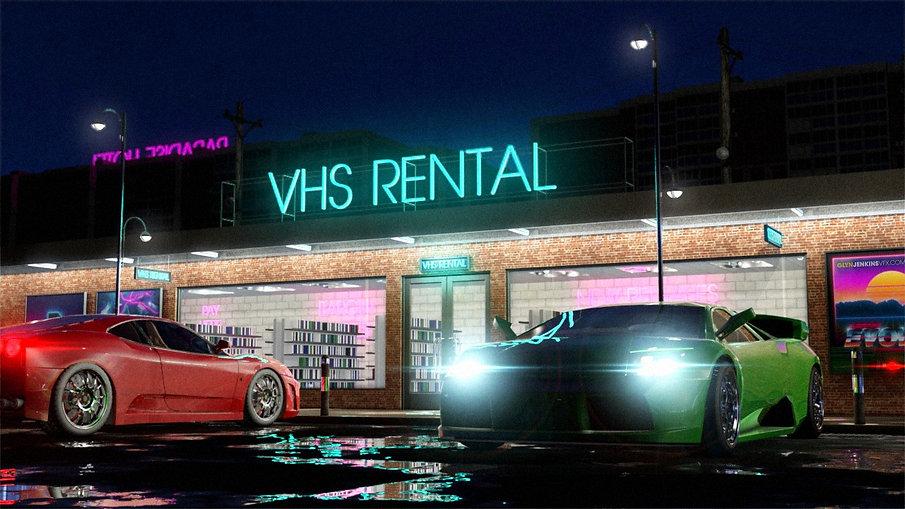 VHS Rental - glynjenkinsvfx.com