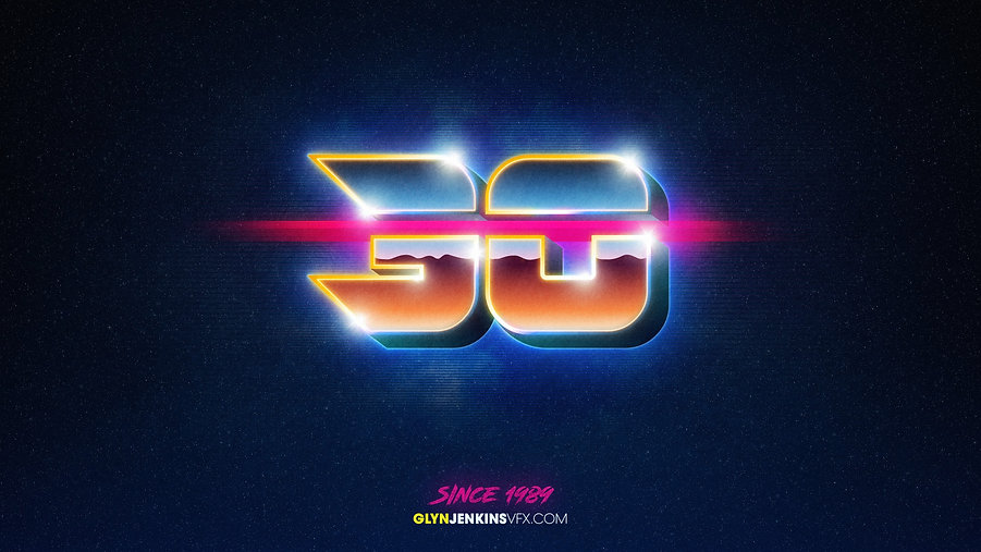 30...since 1989 Wallpaper - glynjenkinsv