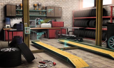 Garage Concept