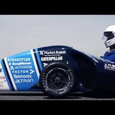 Team Bath Racing Electic