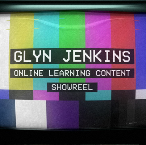 Showreel 2020 - Online Learning Content