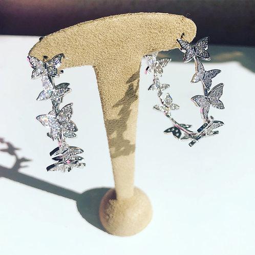Créoles papillons