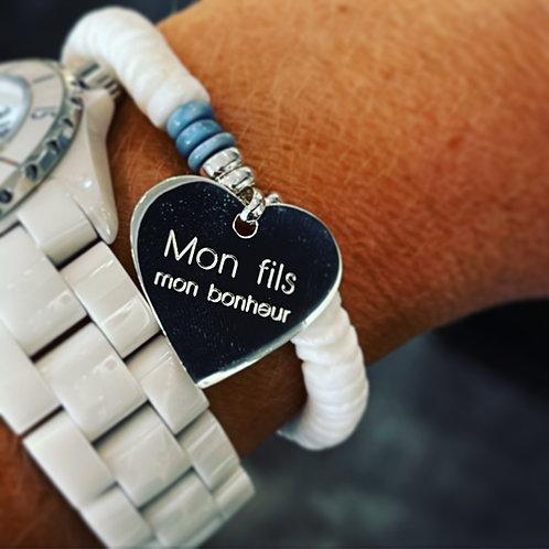 Bracelet mon fils