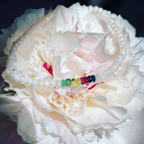 Bracelet saphirs