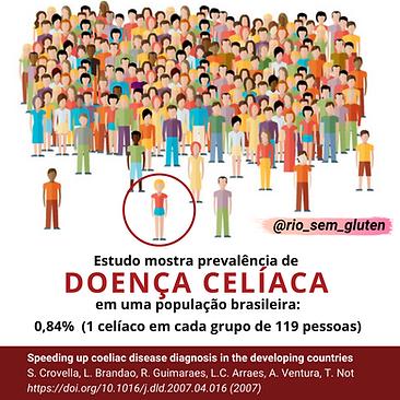 prevalência DC no Brasil