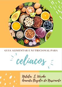 capa guia alimentar para celíacos