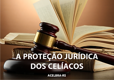capa a proteção jurídica dos celíacos