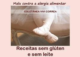 capa coletânea Vivi Correa