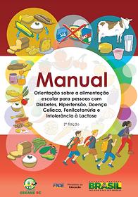 capa alimentação escolar de alunos com restrições alimentares