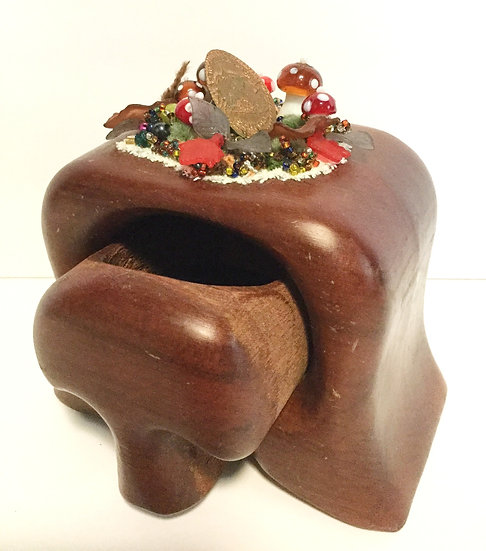 Faerie Ring Mushroom Box