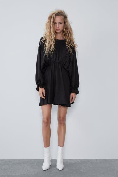 minidress, dress, vestido, mini vestido, volumen, bombaches, bombachas, lunares, pepas, polca dots, trend, tendencia