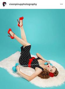 pin-up girl, pin-up style, 20s style, 30s style, retro, moda retro, retro fashion