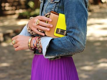 #TrendAlert Plisados, el toque vintage para tu outfit moderno