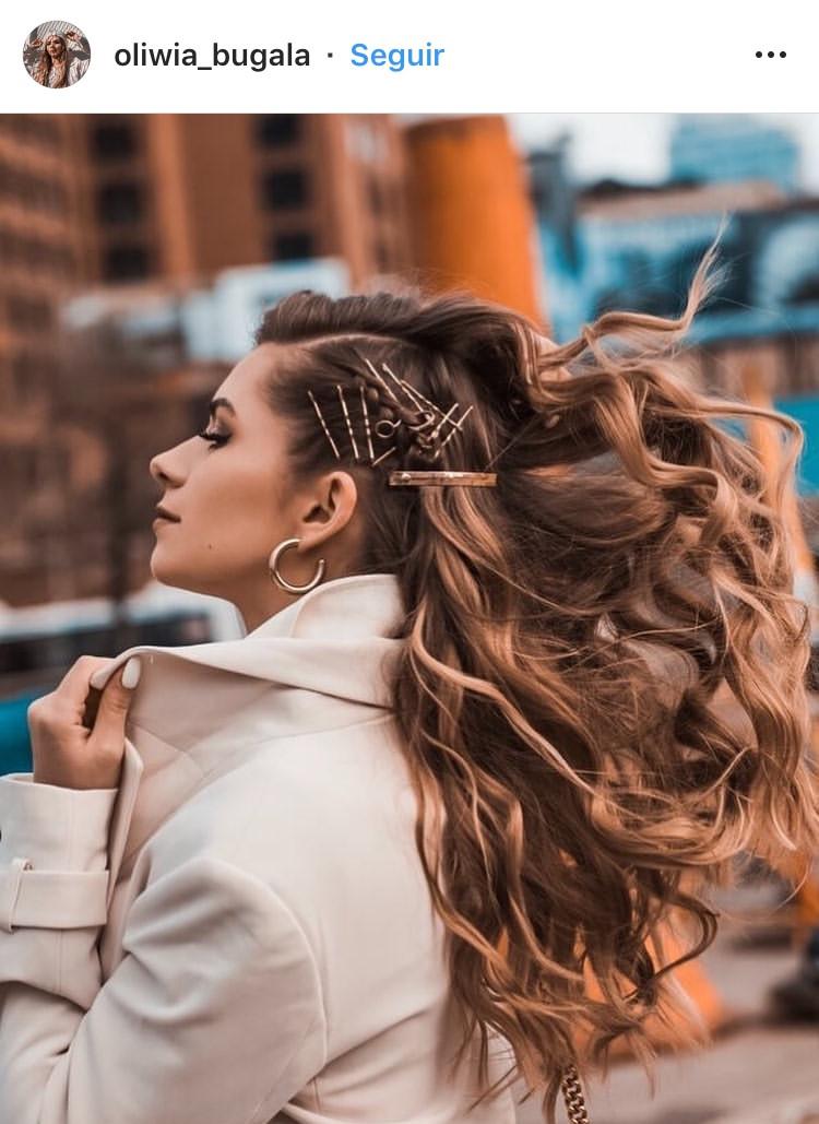 gancheta, ganchos, cabello, hair, beauty