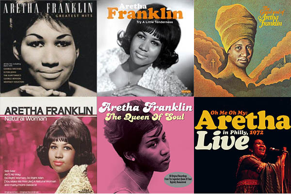 Aretha Franklin Tribute
