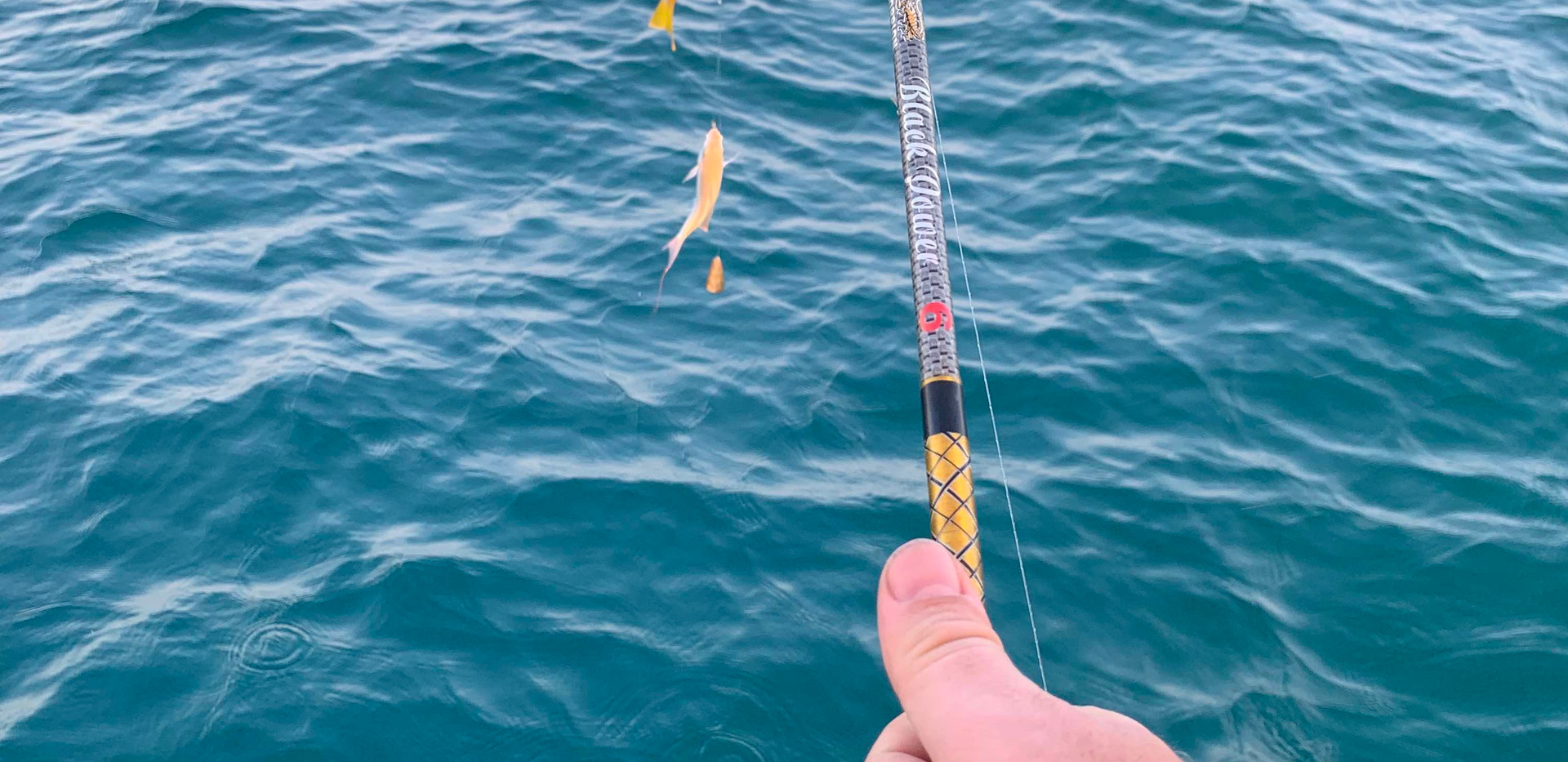 Fishing near from Pattaya