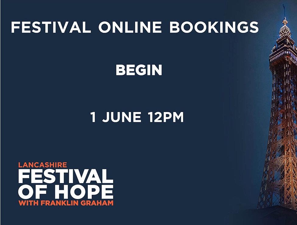 Lancashire Festival of Hope