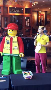 Legoland Emcee