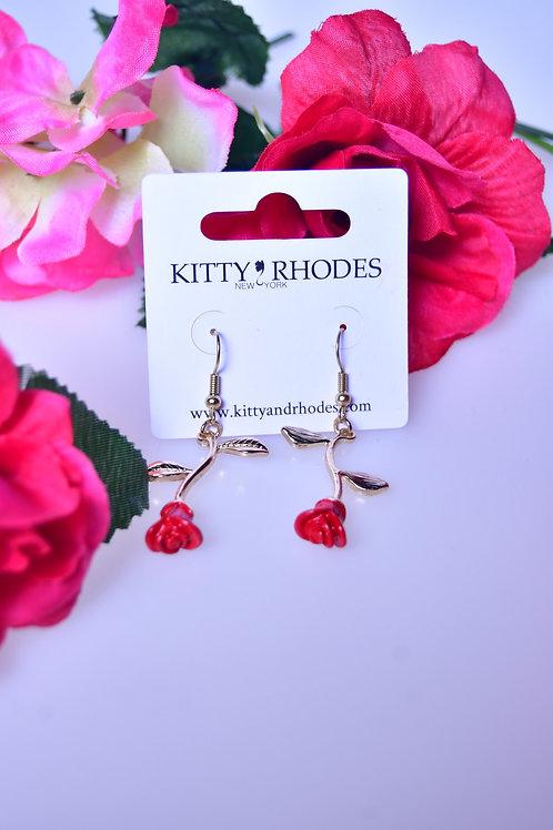 Kitty Fashionista Earrings