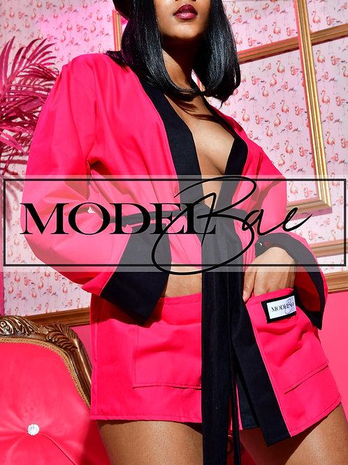 MODEL BAE Robes