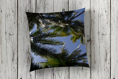 Arial Coconut Cushion