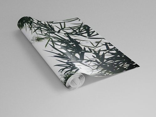 Bamboo Grove Wall Paper