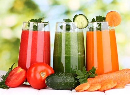 Juicing Vs Eating. Which is better?