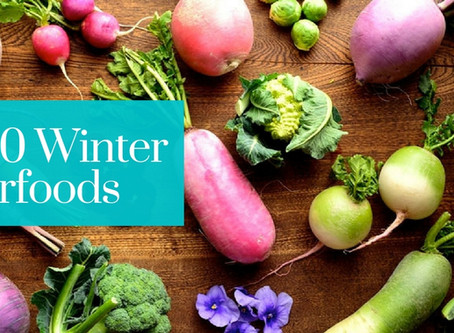 Top 10 Winter Superfoods