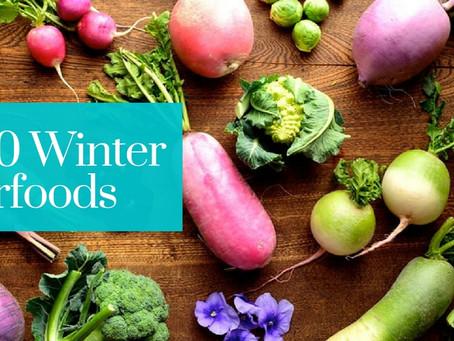 Top 10 Winter Superfoods