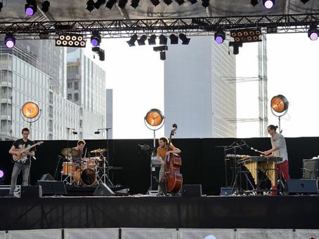Monolithes lauréats du concours national de La Défense Jazz Festival !
