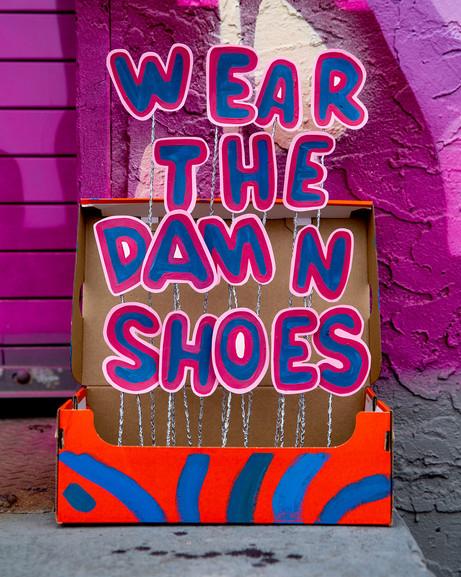 The Six Sneaker Commandments