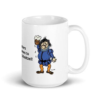 "Maximilian ""Size Matters"" Mug"