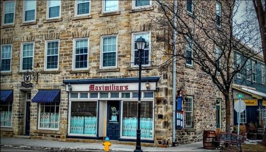 Maximilian Restaurant 99 Gore St