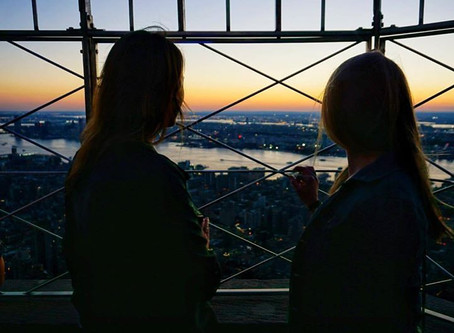 Fall Weekend Guide to New York City