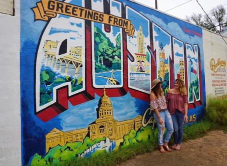 Weekend in Austin, Texas